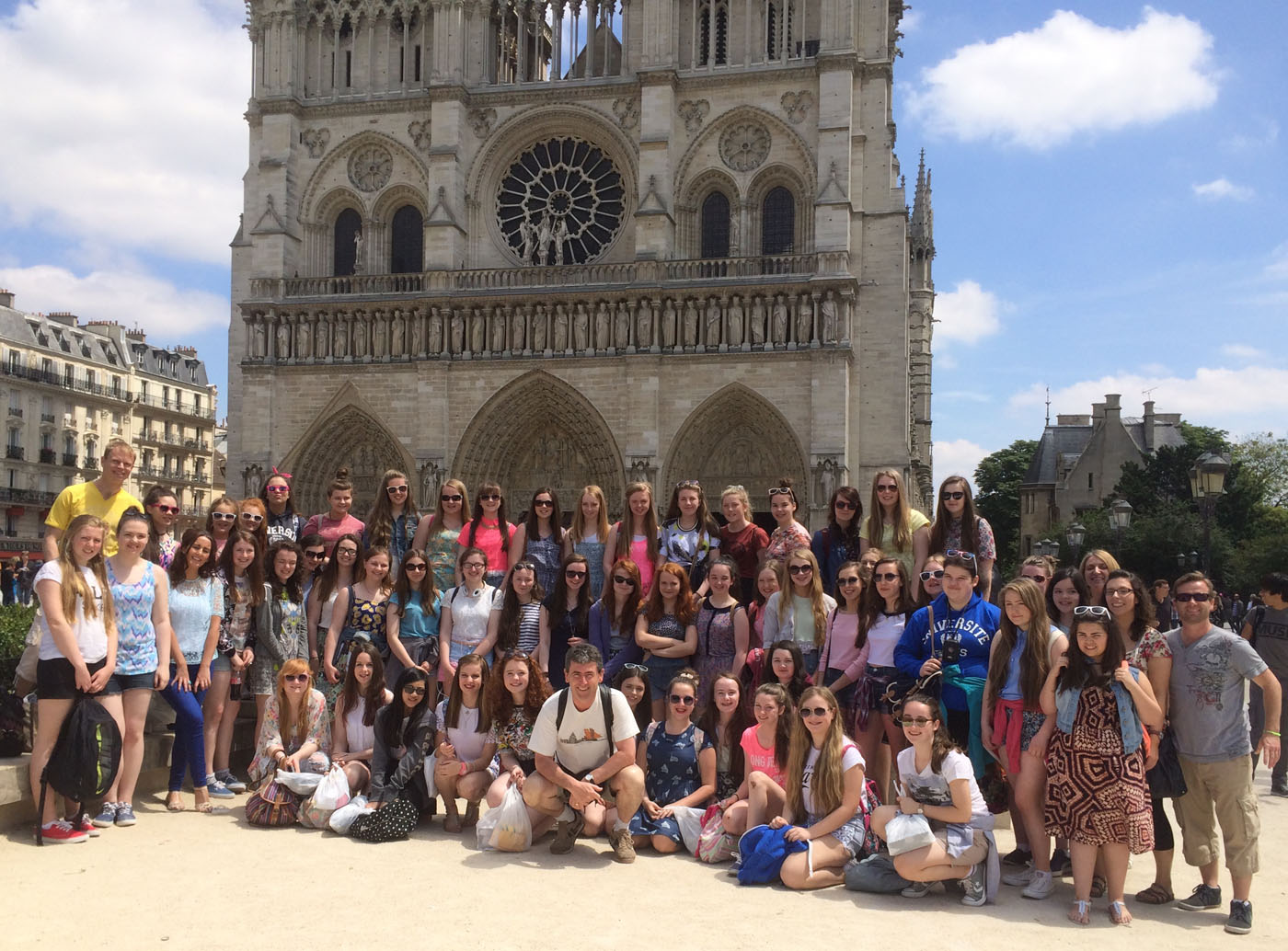 French Trip to Paris