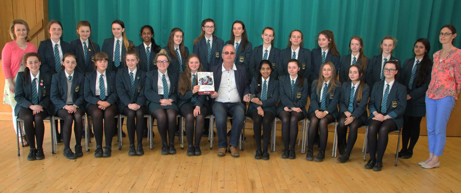 Thornhill College - Children in Crossfire Maths Challenge